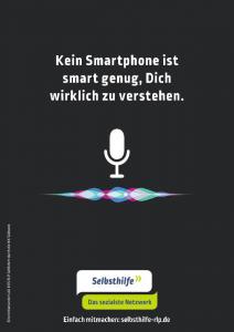 Kein Smartphone...